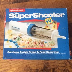 The Super Shooter by Hamilton Beach